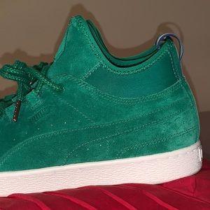 PUMA x BIG SEAN Suede Sneakers